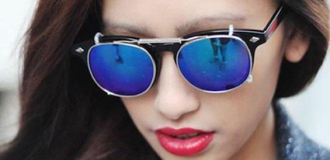 retro güneş gözlük