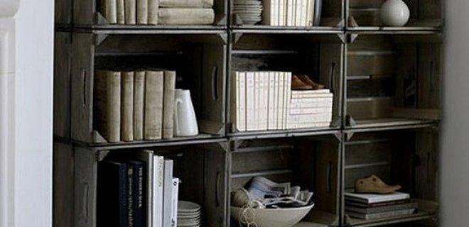 kasa kitaplık