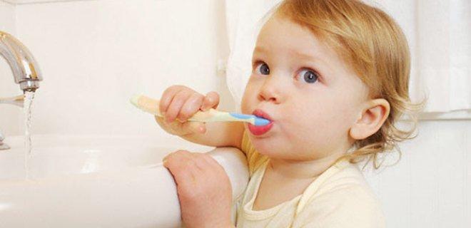 bebeklerde diş sağlığı