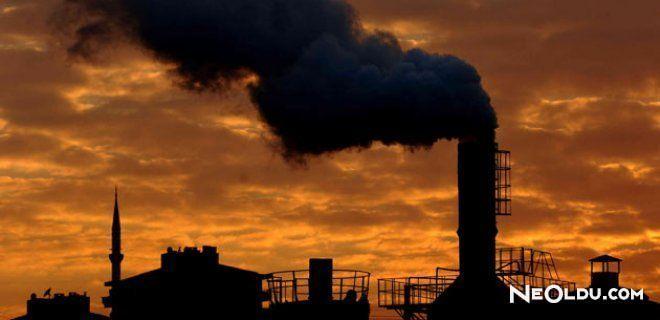Hava Kirliliği Nasıl Önlenir