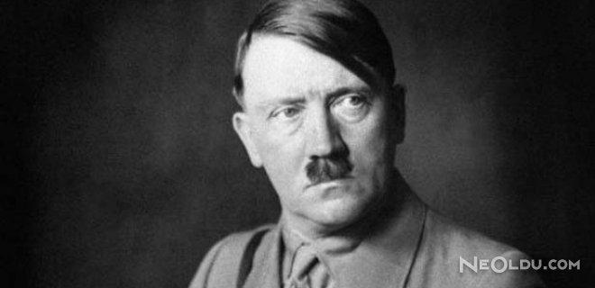 Adolf Hitler Hakkında Şaşırtıcı Bilgiler