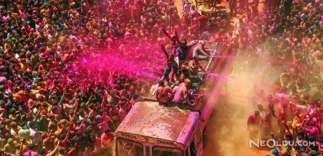 Dünyadan Festival ve Kültürler