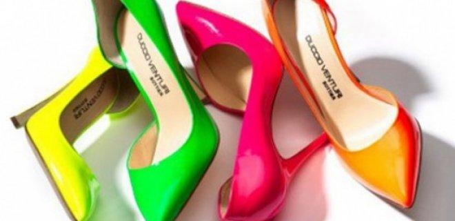 neon renk modası