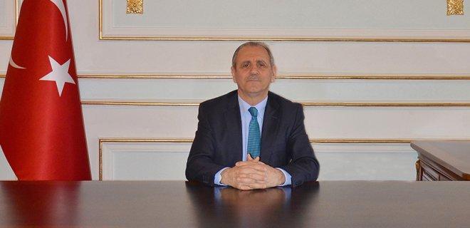 Vali Salihoğlu'na Telefon Sitemi
