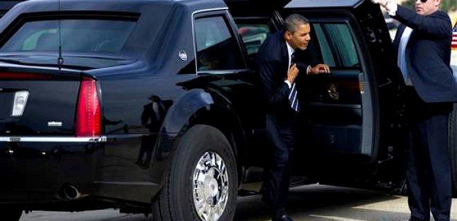 Obama' nın Makam Aracının Özellikleri