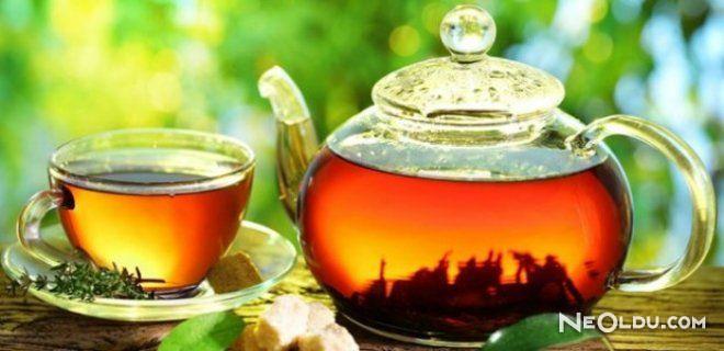 baş ağrısı için çay