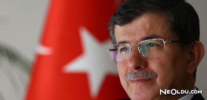 Ahmet Davutoğlu'ndan Cezaevine Ziyaret