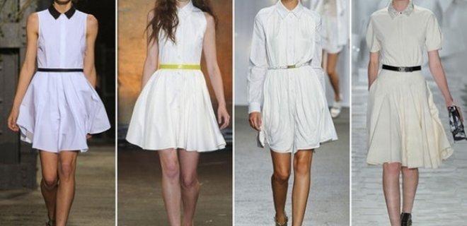 gömlek elbise modası