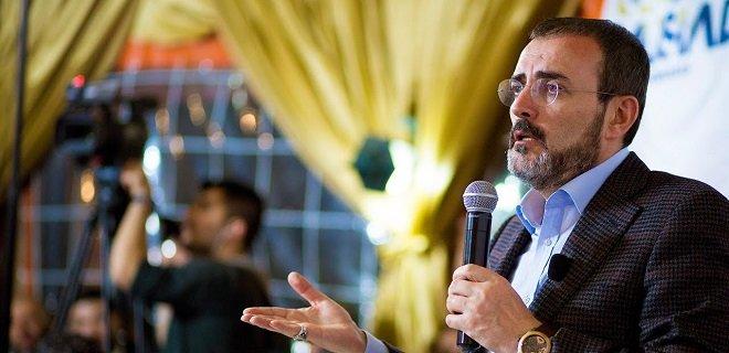 AK Parti Sözcüsü Mahir Ünal'dan Kritik Açıklamalar