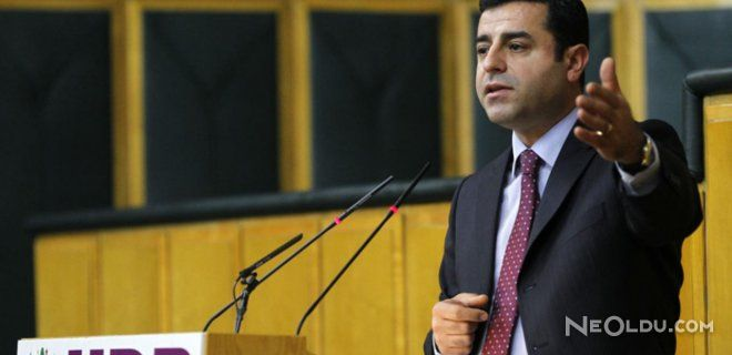 Demirtaş'dan Ermenilere Dua