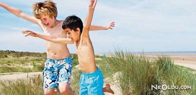 Çocuğunuzla Nasıl Tatil Planı Yapmalısınız ?