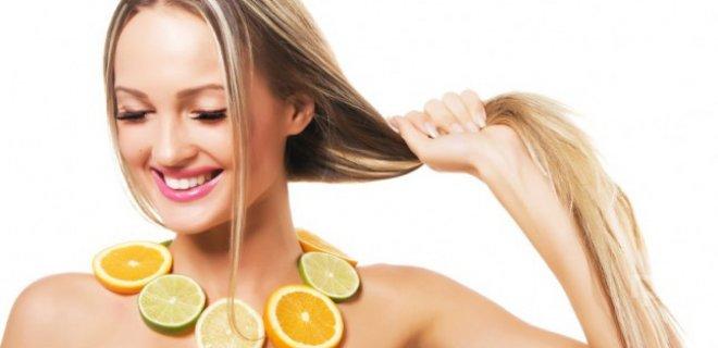 limonla saç rengi açma