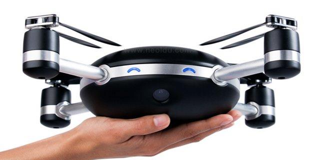 Sahibini Takip Eden Akıllı Drone