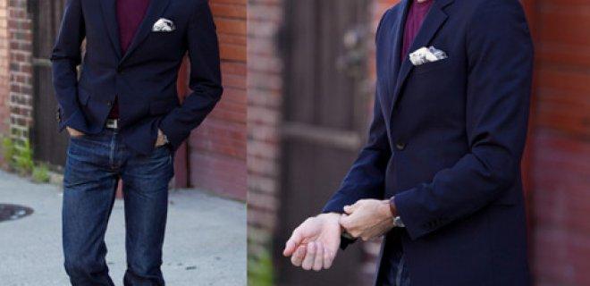 erkek blazer