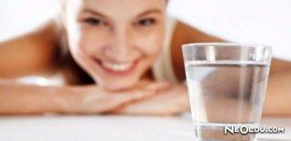 Sabahları Aç Karnına Sıcak Su Tüketimi