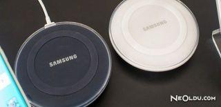 Samsung'tan Hızlı Kablosuz Şarj Cihazı