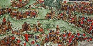 Dimitri İvanoviç ve Kulikova Meydan Savaşı