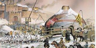 Rusya Tarihi ve Ruslara Moğolların Etkisi