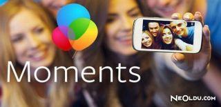Facebook'tan Fotoğraf Paylaşma Uygulaması: Moments