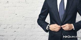 Erkeklerin Düğmeleri Neden Sağa Dikilir?