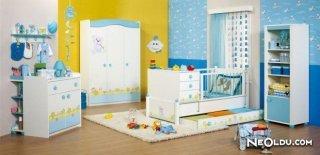 Bebek Odasında Hangi Renkler Yer Almalıdır ?