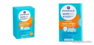 Essence Pure Skin Temizleyici Burun Bantları