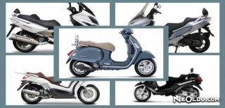 Şehir İçi En İyi Scooter Motor Modelleri