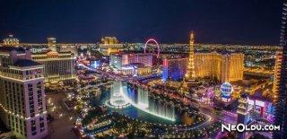 Las Vegas'ta Gezilip Görülmesi Gereken Yerler