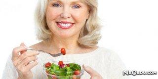 Menopoz Döneminde İdeal Beslenme