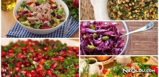 En İyi 5 Salata Tarifi