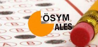 ALES Sınav Giriş Belgeleri Yayınlandı!