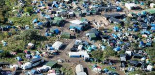Fransa'daki Mülteci Kampı Boşaltılacak