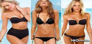 Vücut Tipine Göre Bikini Tercihi
