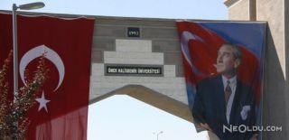 Ömer Halisdemir Üniversitesi'nin Adı Değişti