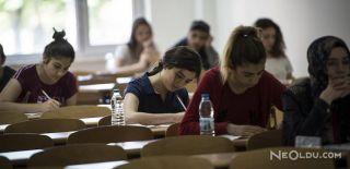 LYS 3 Edebiyat- Coğrafya Sınavı Sona Erdi