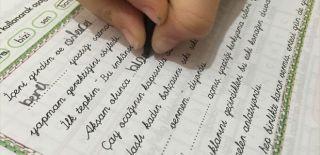 'Bitişik El Yazısı' Artık Tercihe Bağlı Olacak