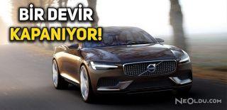 Volvo İçten Yanmalı Motorlardan Vazgeçiyor