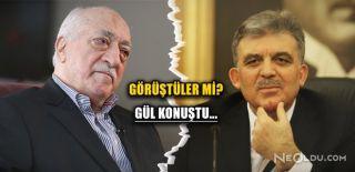 Abdullah Gül'den 'Ziyaret' İddiasına Cevap!