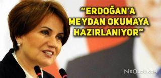 '2019'da Erdoğan'ın Karşısına Akşener Çıkacak'