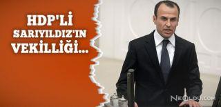 HDP'li Vekilin Vekilliği Düşüyor