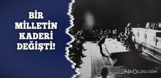 Lozan Antlaşması Türkiye'nin Kaderini Değiştirdi