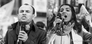 HDP'li Öztürk ve Sarıyıldız'ın Vekillikleri Düştü