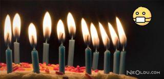 Sakın Doğum Günü Pastanızı Üflemeyin!
