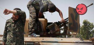 ABD Büyükelçiliği: YPG'ye Tank Vermedik