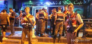 Jandarma ve Polisten Tatil Köyüne Operasyon