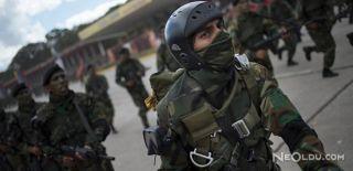 Venezuela'da Askeri Ayaklanma Bastırıldı
