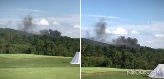 ABD'nin Virginia Eyaleti'nde Helikopter Düştü
