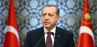 Cumhurbaşkanı Erdoğan Sporcuları Tebrik Etti