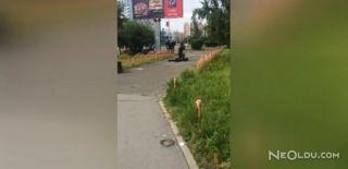 Rusya'daki Bıçaklı Saldırıyı DEAŞ Üstlendi.