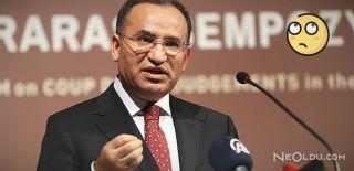 Bozdağ: FETÖ ve PKK Almanya'da Himaye Ediliyor